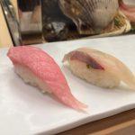 築地場外 寿司清で朝寿司してきた