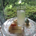 ホテル椿山荘東京のアフタヌーンティ