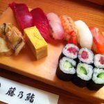 藤乃鮨 八重洲ランチ報告