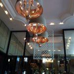 シャングリラホテル東京で朝食を