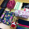 私の鞄の中の物たち