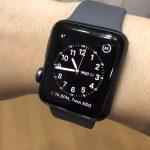 Apple Watch Series3 開封した。