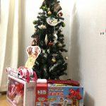 クリスマスプレゼントの準備完了