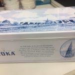 ROKA オランダ土産のチーズクリスピービスケットが美味しい