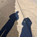 [妊] 海までお散歩